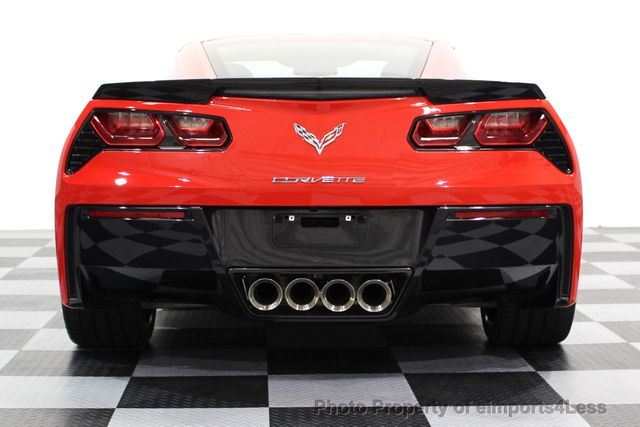 2014 Chevrolet Corvette Stingray CERTIFIED CORVETTE 2LT COUPE ZF1 APPEARANCE PACKAGE - 16676117 - 15