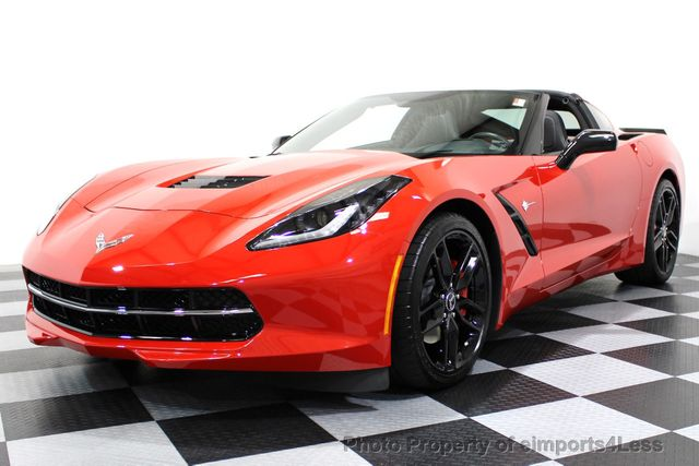 2014 Chevrolet Corvette Stingray CERTIFIED CORVETTE 2LT COUPE ZF1 APPEARANCE PACKAGE - 16676117 - 24