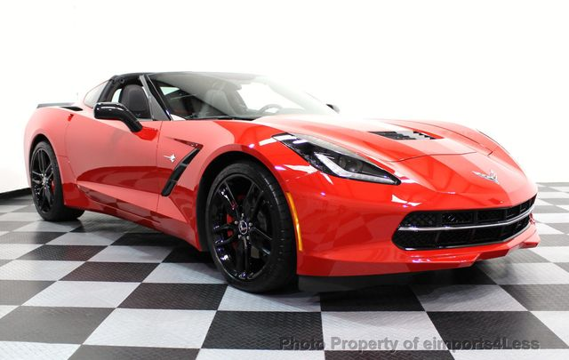 2014 Chevrolet Corvette Stingray CERTIFIED CORVETTE 2LT COUPE ZF1 APPEARANCE PACKAGE - 16676117 - 25