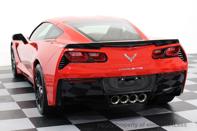2014 Chevrolet Corvette Stingray CERTIFIED CORVETTE 2LT COUPE ZF1 APPEARANCE PACKAGE - 16676117 - 26