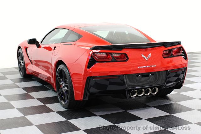 2014 Chevrolet Corvette Stingray CERTIFIED CORVETTE 2LT COUPE ZF1 APPEARANCE PACKAGE - 16676117 - 2