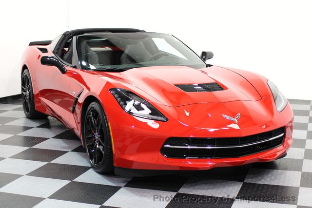 2014 Chevrolet Corvette Stingray CERTIFIED CORVETTE 2LT COUPE ZF1 APPEARANCE PACKAGE - 16676117 - 36