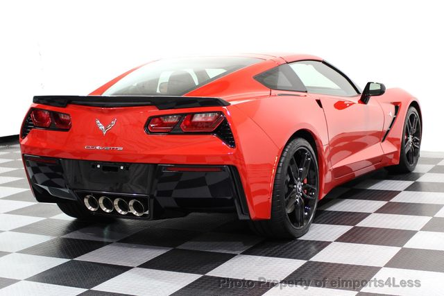2014 Chevrolet Corvette Stingray CERTIFIED CORVETTE 2LT COUPE ZF1 APPEARANCE PACKAGE - 16676117 - 3