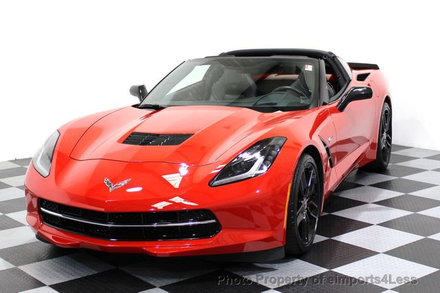 2014 Chevrolet Corvette Stingray CERTIFIED CORVETTE 2LT COUPE ZF1 APPEARANCE PACKAGE - 16676117 - 43
