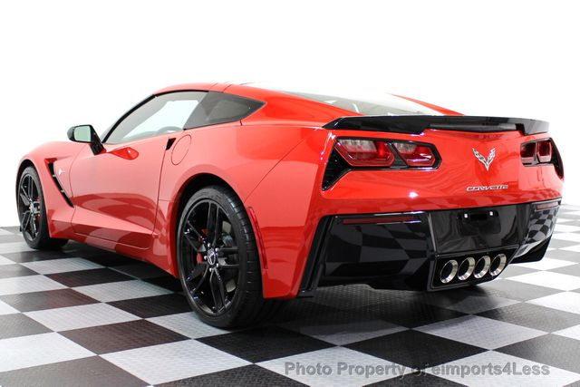 2014 Chevrolet Corvette Stingray CERTIFIED CORVETTE 2LT COUPE ZF1 APPEARANCE PACKAGE - 16676117 - 45