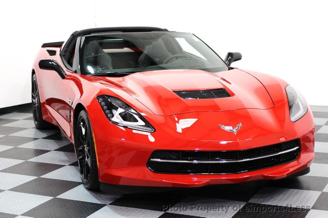 2014 Chevrolet Corvette Stingray CERTIFIED CORVETTE 2LT COUPE ZF1 APPEARANCE PACKAGE - 16676117 - 47