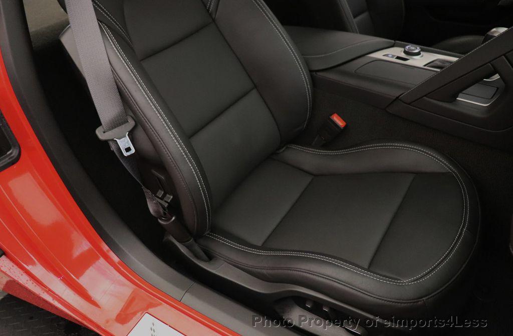 2014 Chevrolet Corvette Stingray CERTIFIED CORVETTE STINGRAY 3LT NAV CAM - 18587085 - 21