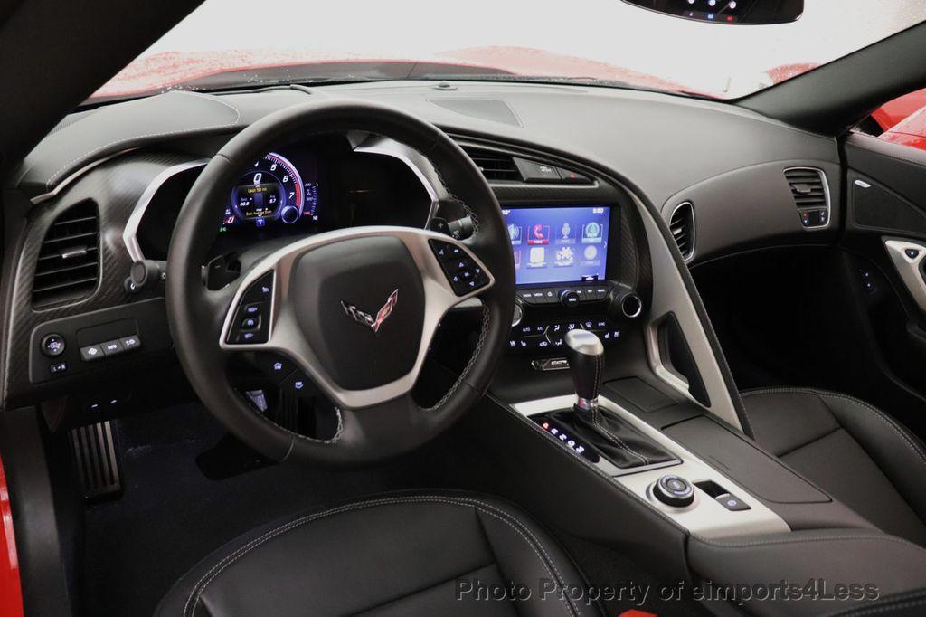2014 Chevrolet Corvette Stingray CERTIFIED CORVETTE STINGRAY 3LT NAV CAM - 18587085 - 29