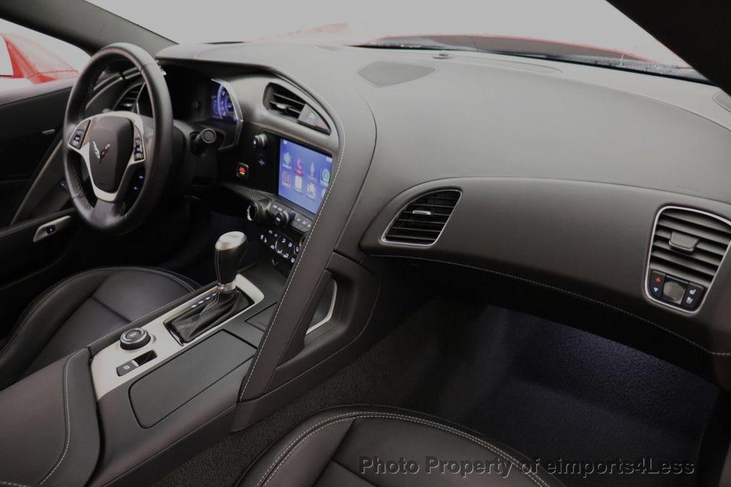 2014 Chevrolet Corvette Stingray CERTIFIED CORVETTE STINGRAY 3LT NAV CAM - 18587085 - 31