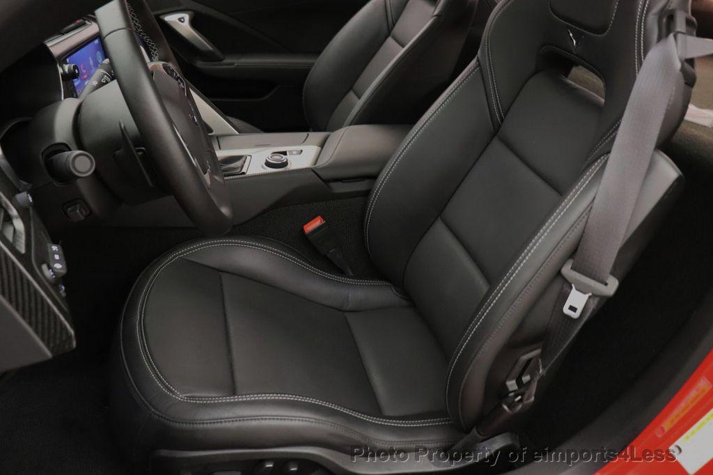 2014 Chevrolet Corvette Stingray CERTIFIED CORVETTE STINGRAY 3LT NAV CAM - 18587085 - 32