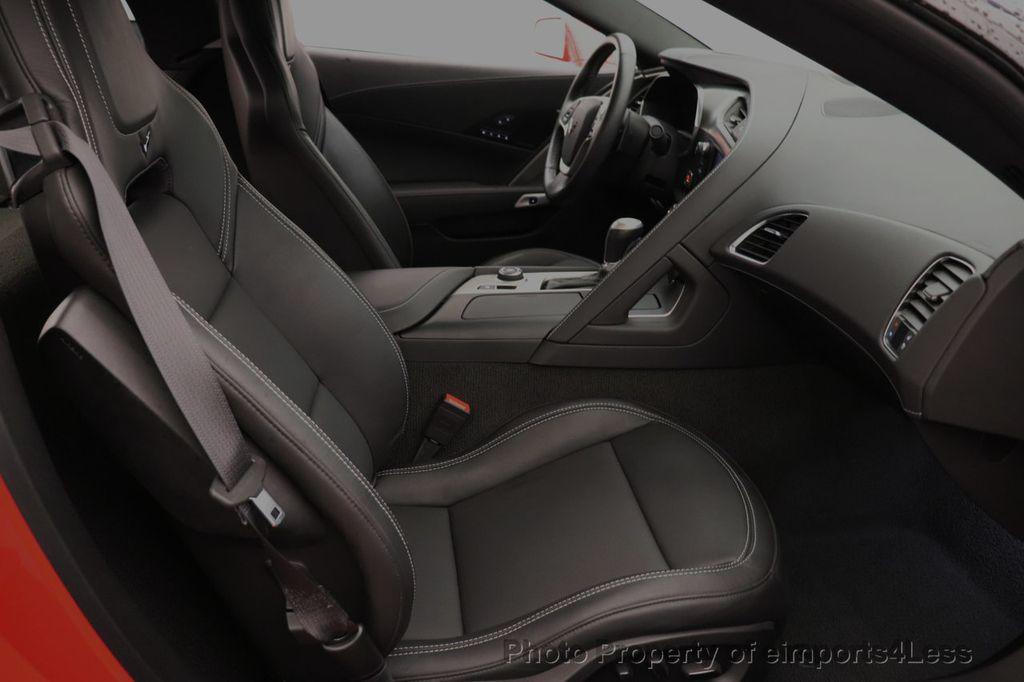 2014 Chevrolet Corvette Stingray CERTIFIED CORVETTE STINGRAY 3LT NAV CAM - 18587085 - 33