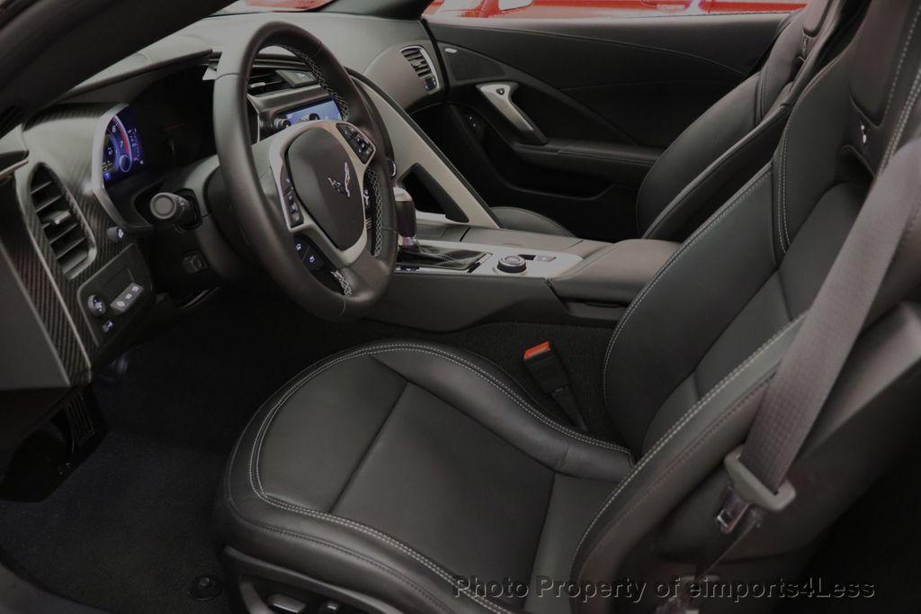 2014 Chevrolet Corvette Stingray CERTIFIED CORVETTE STINGRAY 3LT NAV CAM - 18587085 - 41