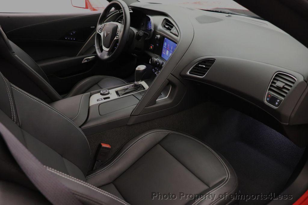 2014 Chevrolet Corvette Stingray CERTIFIED CORVETTE STINGRAY 3LT NAV CAM - 18587085 - 42