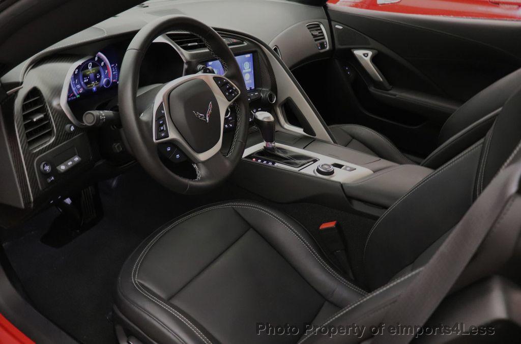 2014 Chevrolet Corvette Stingray CERTIFIED CORVETTE STINGRAY 3LT NAV CAM - 18587085 - 5