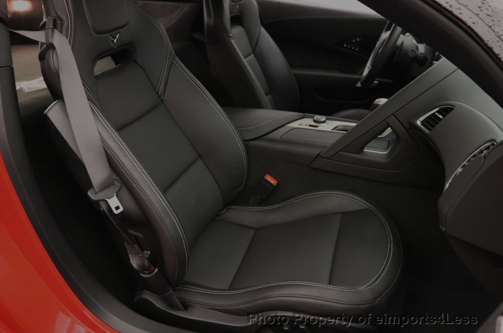 2014 Chevrolet Corvette Stingray CERTIFIED CORVETTE STINGRAY 3LT NAV CAM - 18587085 - 6