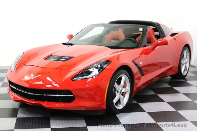 2014 Chevrolet Corvette Stingray CERTIFIED CORVETTE STINGRAY 7 SPEED MANUAL TRANS - 17906803 - 14