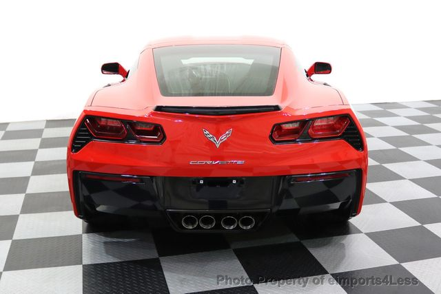 2014 Chevrolet Corvette Stingray CERTIFIED CORVETTE STINGRAY 7 SPEED MANUAL TRANS - 17906803 - 17
