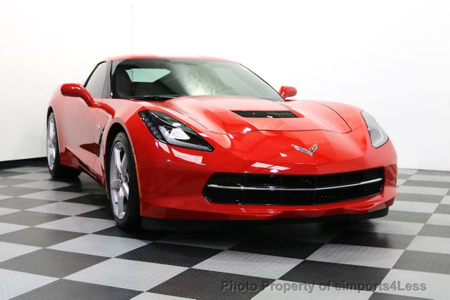 2014 Chevrolet Corvette Stingray CERTIFIED CORVETTE STINGRAY 7 SPEED MANUAL TRANS - 17906803 - 31