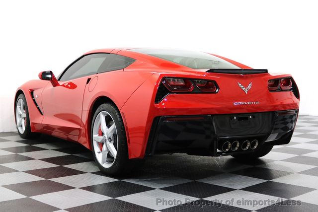 2014 Chevrolet Corvette Stingray CERTIFIED CORVETTE STINGRAY 7 SPEED MANUAL TRANS - 17906803 - 32