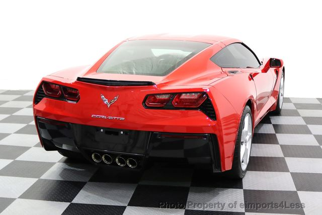 2014 Chevrolet Corvette Stingray CERTIFIED CORVETTE STINGRAY 7 SPEED MANUAL TRANS - 17906803 - 34