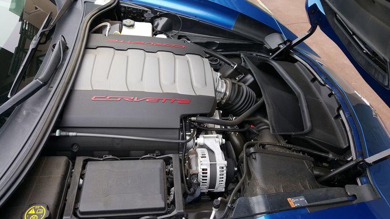 2014 Chevrolet Corvette Stingray CORVETTE w/ T-TOPS - 17231258 - 12