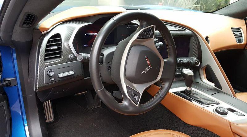 2014 Chevrolet Corvette Stingray CORVETTE w/ T-TOPS - 17231258 - 14