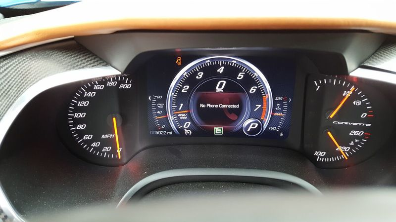 2014 Chevrolet Corvette Stingray CORVETTE w/ T-TOPS - 17231258 - 15