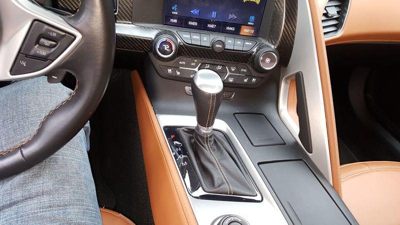 2014 Chevrolet Corvette Stingray CORVETTE w/ T-TOPS - 17231258 - 17