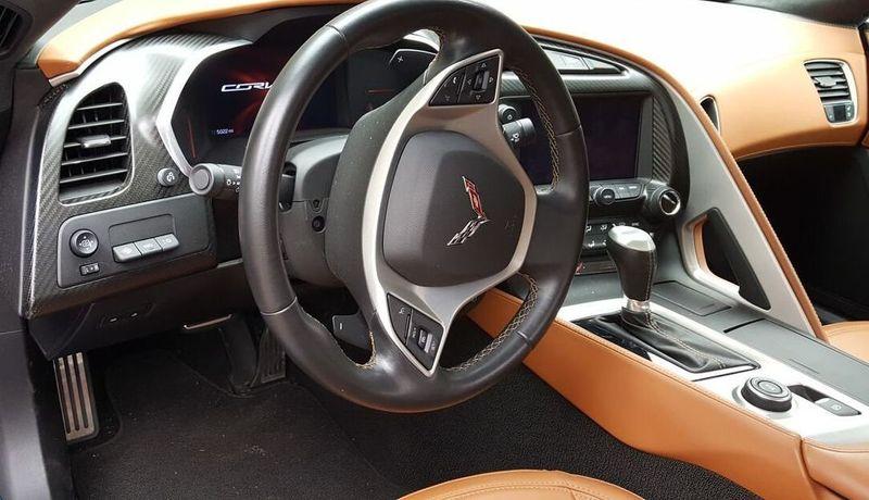 2014 Chevrolet Corvette Stingray CORVETTE w/ T-TOPS - 17231258 - 18
