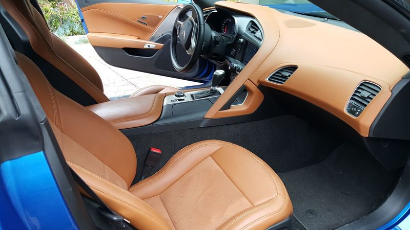 2014 Chevrolet Corvette Stingray CORVETTE w/ T-TOPS - 17231258 - 19