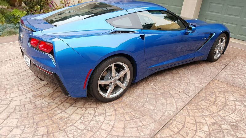 2014 Chevrolet Corvette Stingray CORVETTE w/ T-TOPS - 17231258 - 5