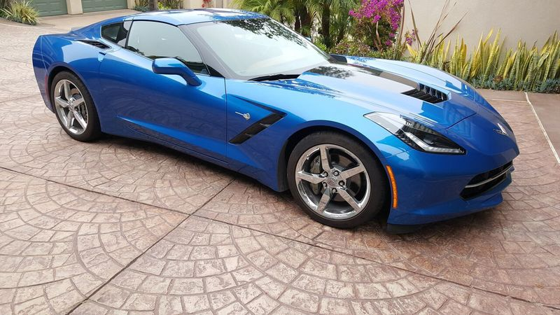 2014 Chevrolet Corvette Stingray CORVETTE w/ T-TOPS - 17231258 - 6