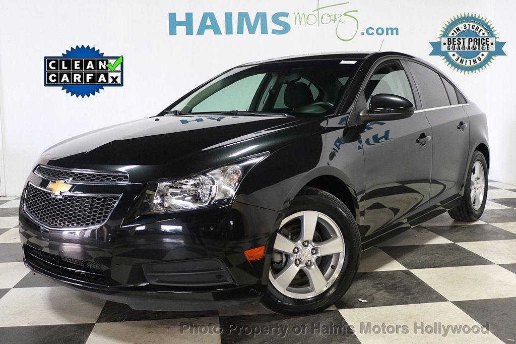 2014 Chevrolet CRUZE 4dr Sedan Automatic 1LT - 17982468 - 0