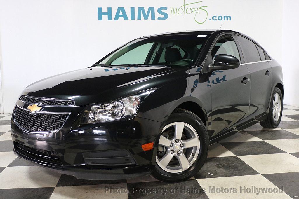 2014 Chevrolet CRUZE 4dr Sedan Automatic 1LT - 17982468 - 1