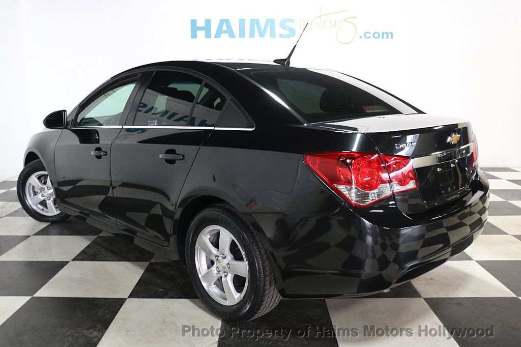 2014 Chevrolet CRUZE 4dr Sedan Automatic 1LT - 17982468 - 4