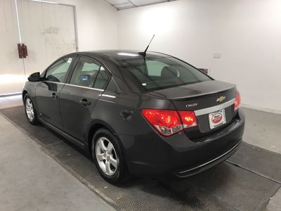 2014 Chevrolet CRUZE 4dr Sedan Automatic 1LT - Click to see full-size photo viewer
