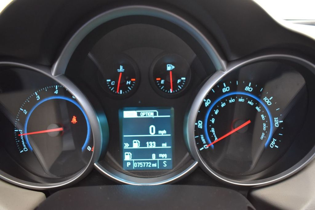 2014 Chevrolet CRUZE 4dr Sedan Automatic LS - 18550329 - 18