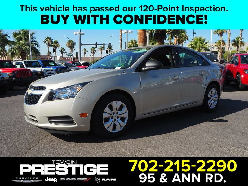 2014 Chevrolet CRUZE 4dr Sedan Automatic LS - 17681673 - 0