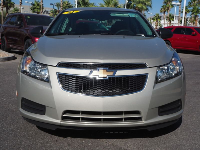 2014 Chevrolet CRUZE 4dr Sedan Automatic LS - 17681673 - 1