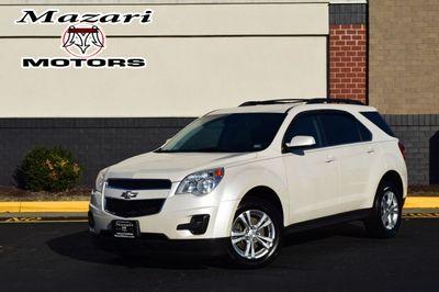2014 Chevrolet Equinox FWD 4dr LT w/1LT SUV