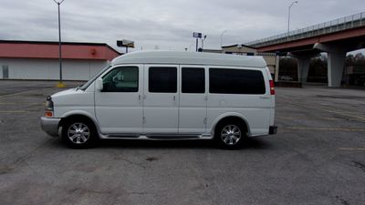 2014 Chevrolet Express 1500 Passenger EXPLORER LIMITED HIGH TOP CONVERSION
