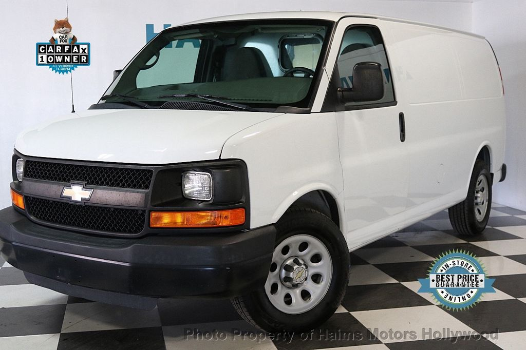 2014 used chevrolet express cargo van rwd 1500 135 at haims motors rh haimsmotors com 2003 Chevrolet Van 2004 Chevrolet Trailblazer