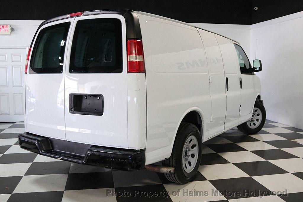 "2014 Used Chevrolet Express Cargo Van RWD 1500 135"" at"