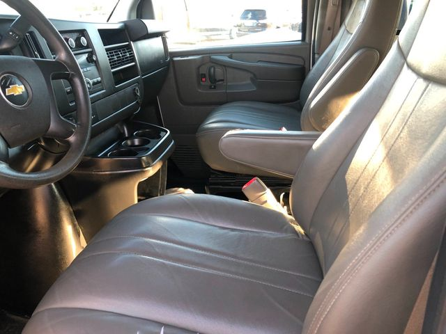 "2014 Chevrolet Express Cargo Van RWD 2500 135"" - Click to see full-size photo viewer"