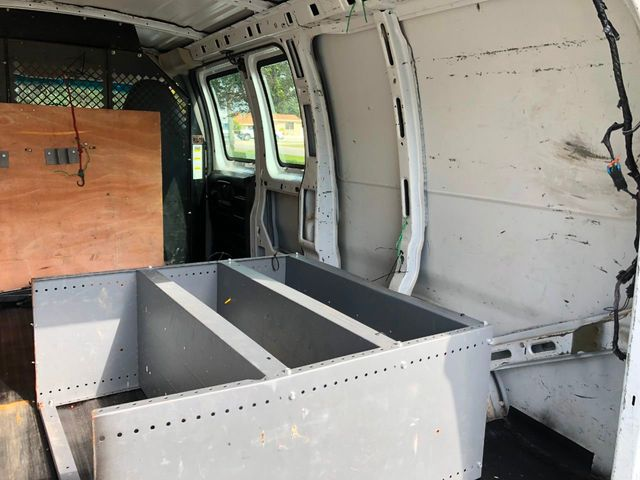 """2014 Chevrolet Express Cargo Van RWD 2500 135"""" - Click to see full-size photo viewer"""