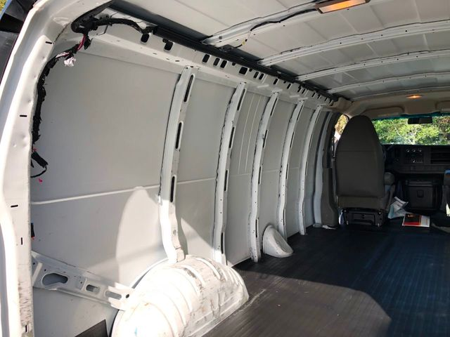 "2014 Chevrolet Express Cargo Van RWD 3500 155"" - Click to see full-size photo viewer"