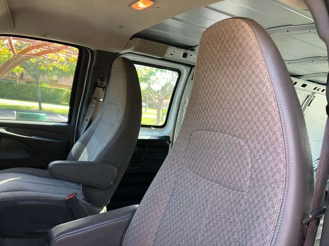 """2014 Chevrolet Express Cargo Van RWD 3500 155"""" - Click to see full-size photo viewer"""