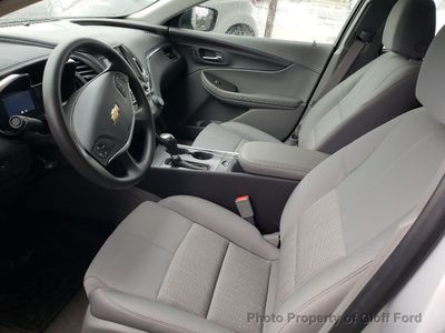 2014 Chevrolet Impala 4dr Sedan LS w/1LS - Click to see full-size photo viewer
