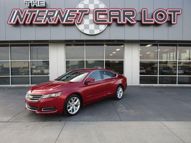 2014 Used Chevrolet Impala 4dr Sedan LT w/2LT at The Internet Car Lot  Serving Omaha, NE, IID 19136780