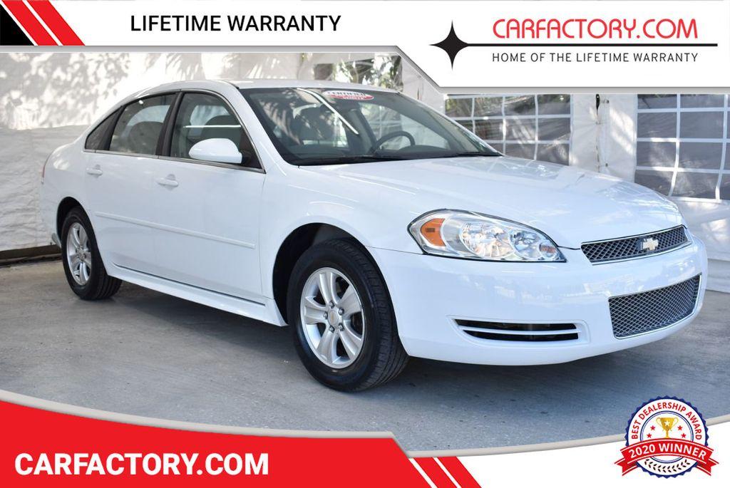 2014 Chevrolet Impala Limited LS - 16968489 - 0